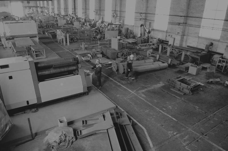 Основание завода электромонтажных изделий