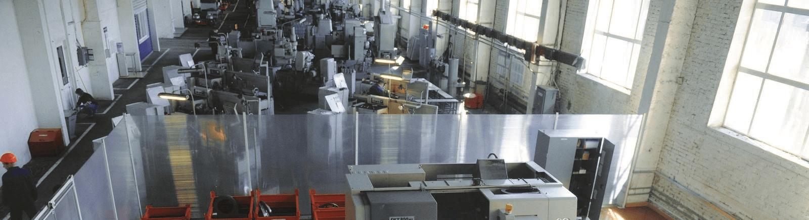 Обновление оборудования ООО «Сибэлектро»