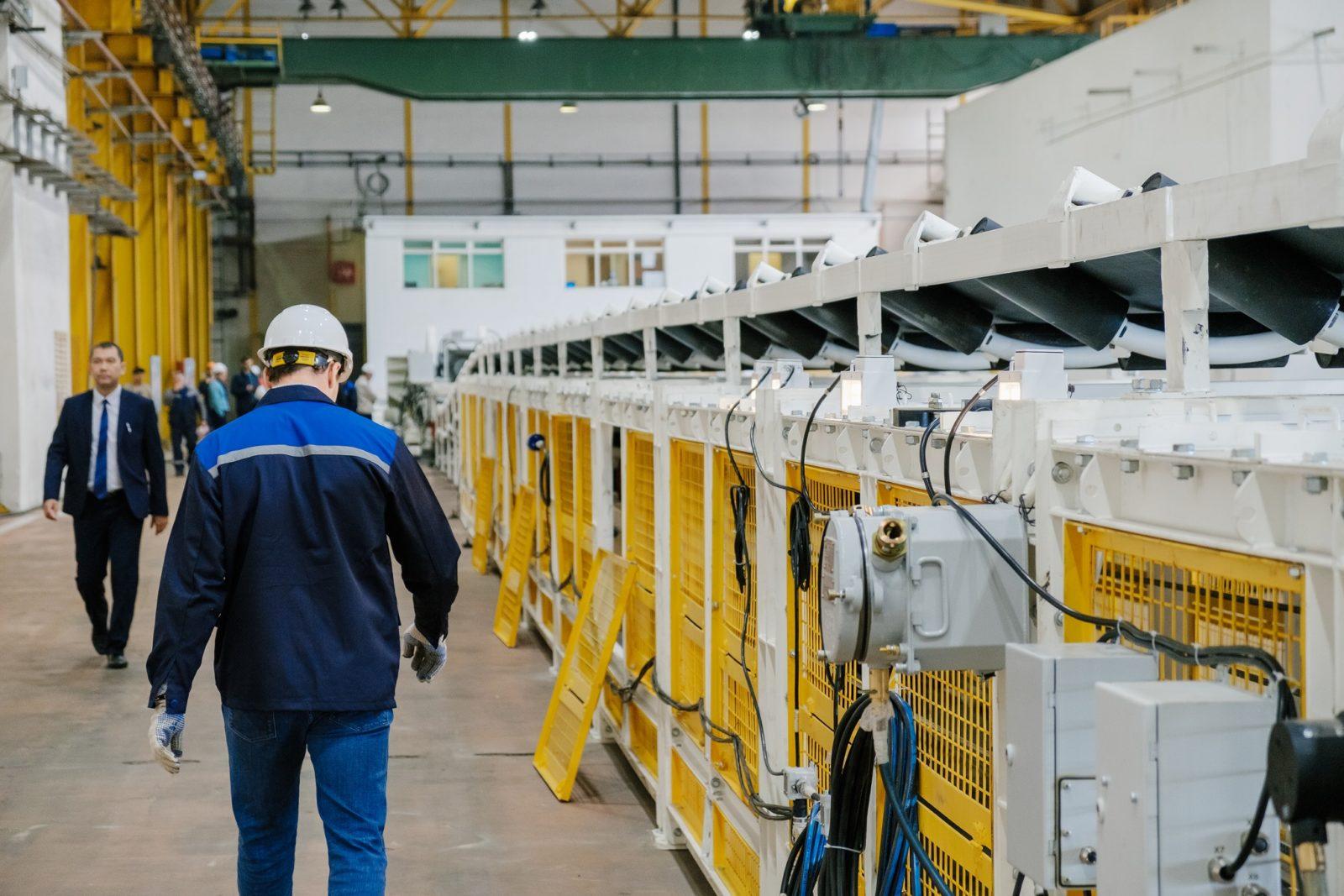 Инновации Сибэлектро – будущее горного дела